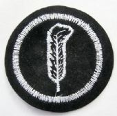 Led Zeppelin - 'Robert Plant Symbol 'Embroidered Patch